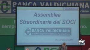 Assemblea straordinaria di Banca Valdichiana