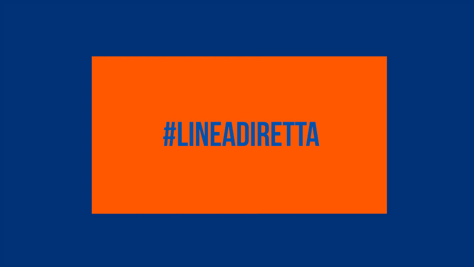 #LineaDiretta