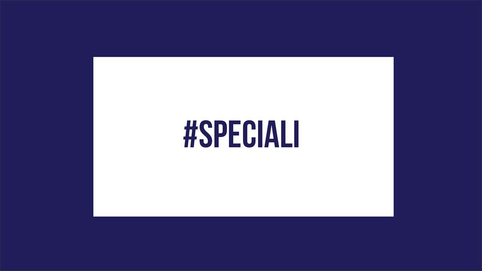 #Speciali