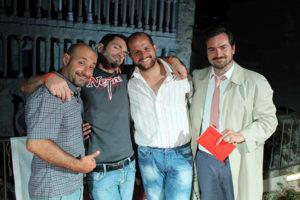Una 'Cena con delitto comico' in piazza a Ponte a Poppi