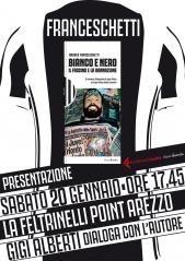 Bianco e nero, il Fascino e la Dannazione, l'ultimo libro sulla Juventus di Andrea Franceschetti