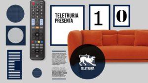 Palinsesto dei programmi di Teletruria 102 dal 28 agosto 2019