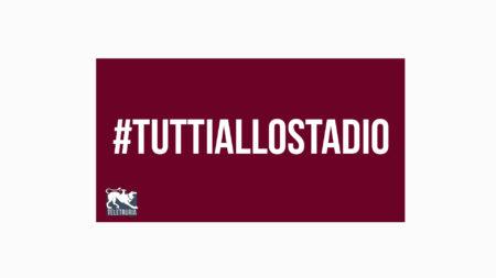 #TuttiAlloStadio
