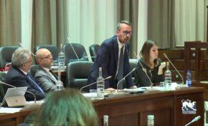 Casucci porta in Regione il caso Agorà