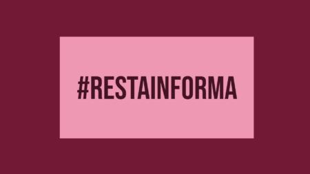 #RestaInFormaConNoi