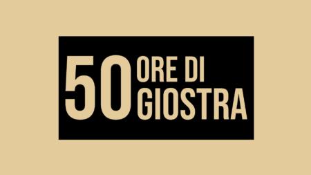 #50OreDiGiostra